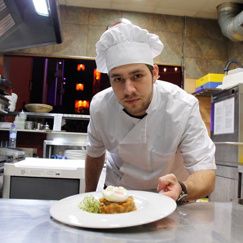 Aporte quieres ser chef esta es mi historia taringa - Cocinas chef ...